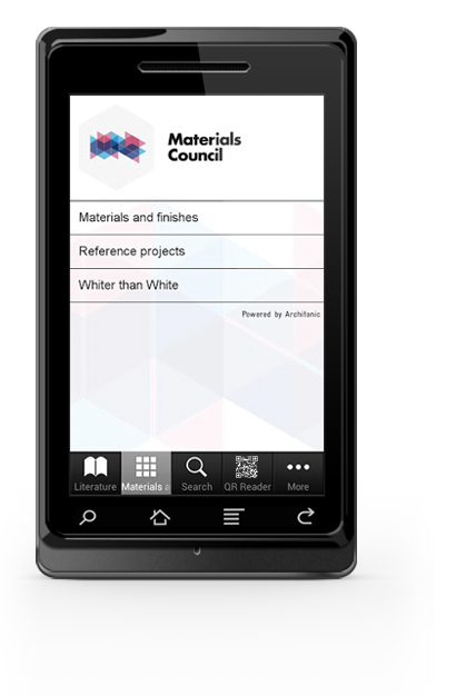 Download the Materials Council App for Android
