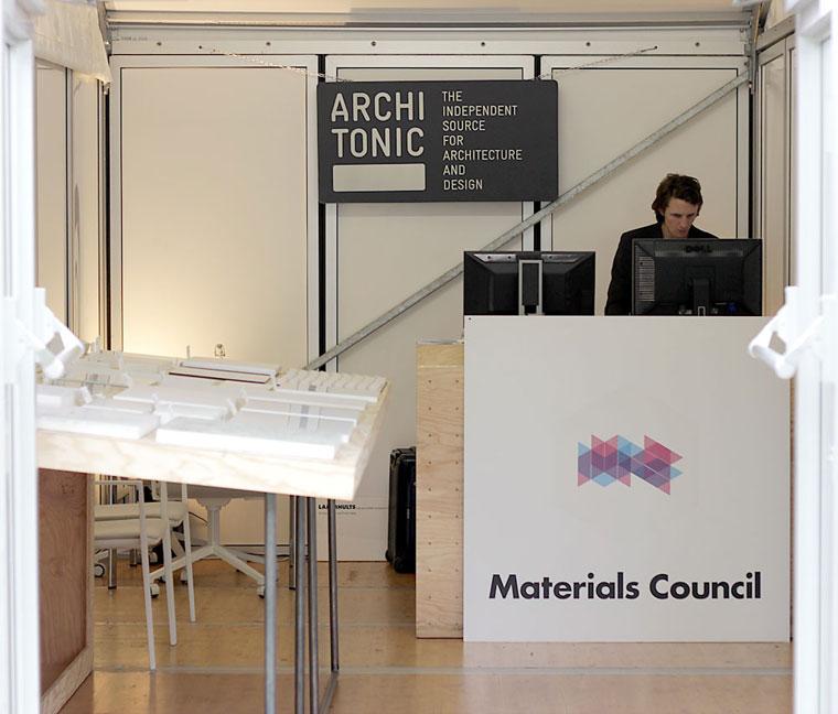 Materials Council at CDW 2013