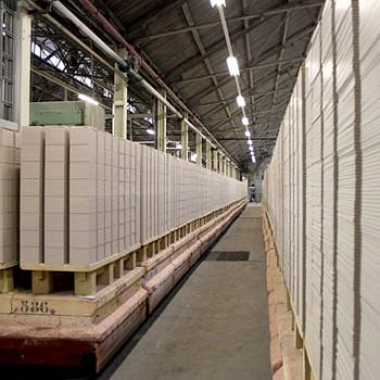 Mosa porcelain tiles production tour