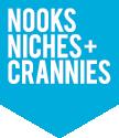 Nooks Niches and Crannies