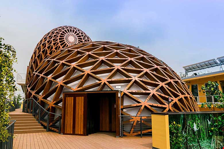 Malysia pavilion