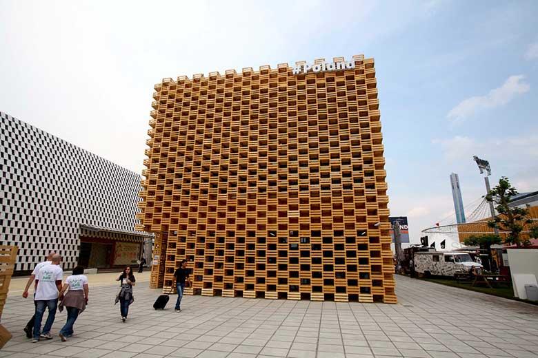 Unusual Building Materials